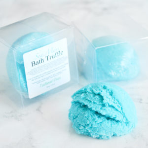 Sea Moss Bath Truffles by Tailored Soap