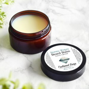 Stormy Waters Beard Balm by Tailored Soap
