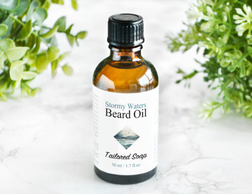 Stormy Waters Beard Oil by Tailored Soap