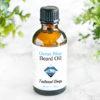 Ocean Blue Beard Oil by Tailored Soap