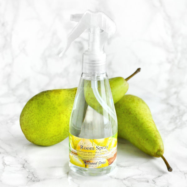 Crisp Anjou Pear Room Spray by Tailored Soap