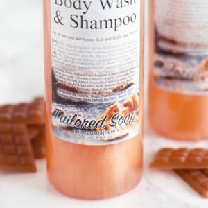 Chocolate Espresso Body Wash & Shampoo