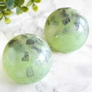 Prehnite Soap by Tailored Soap