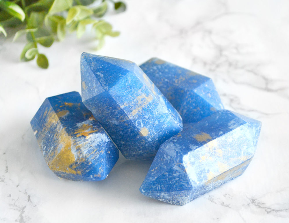 Lapis Lazuli Soap by Tailored Soap