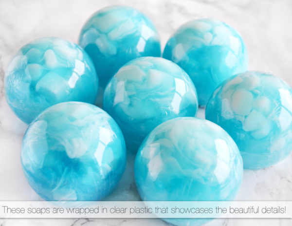 Larimar Soap by Tailored Soap