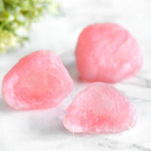 Rose Quartz Soap by Tailored Soap