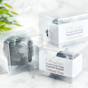 Obsidian Soap by Tailored Soap