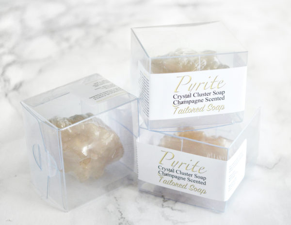 Pyrite Soap by Tailored Soap
