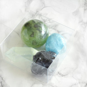 Mineral Soap Set by Tailored Soap