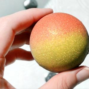 Stellar Flare Bath Bomb by Tailored Soap