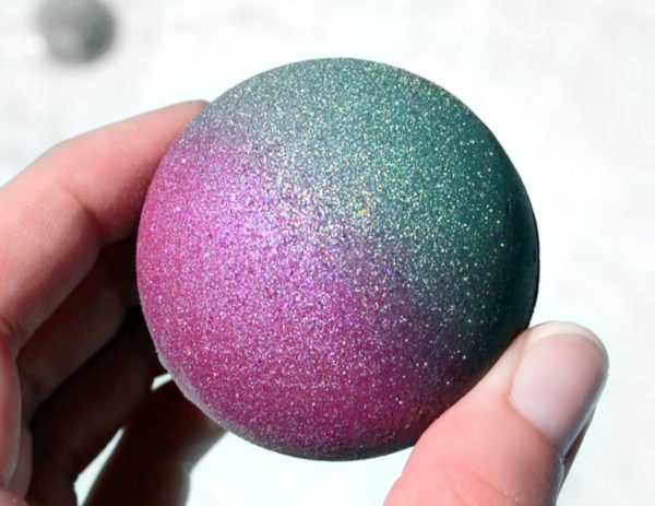 Galaxy Bath Bomb by Tailored Soap