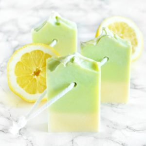 Lemon Superb Soap by Tailored Soap