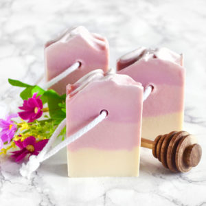 Wildflower Honey Soap by Tailored Soap