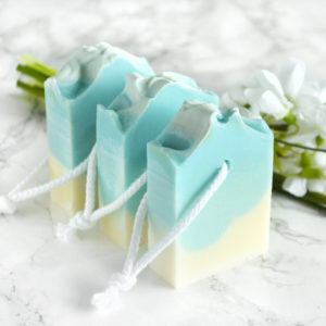 Sparkling Snowdrop by Tailored Soap
