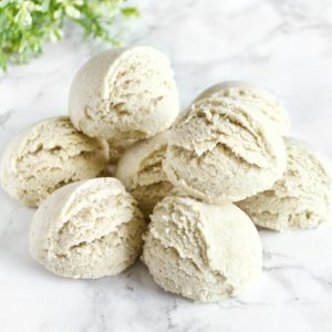 Oatmeal, Milk & Honey Bath Truffle by Tailored Soap