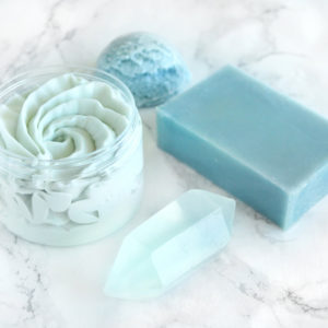 Fresh Snow Gift Set by Tailored Soap