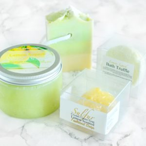 Lemon Superb Gift Set