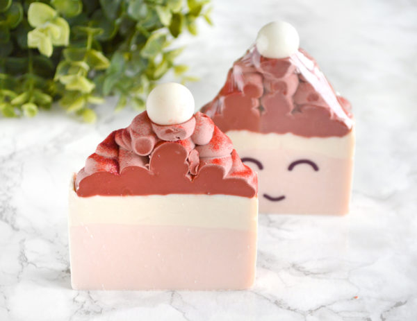 Santa Soap by Tailored Soap