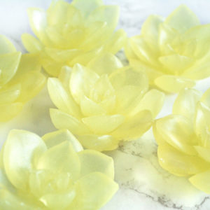 Southern Peaches Yellow Lotus Soap by Tailored Soap
