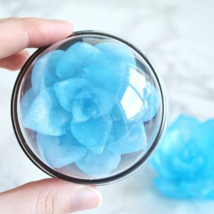 Sparkling Snowdrop Blue Lotus Soap by Tailored Soap