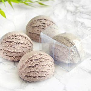 Chocolate Espresso Bath Truffle by Tailored Soap