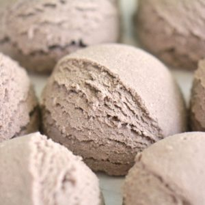 Chocolate Espresso Bath Truffle by Tailored Soap