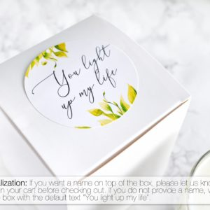Will you be my bridesmaid proposal box thank you for being my bridesmaid gift
