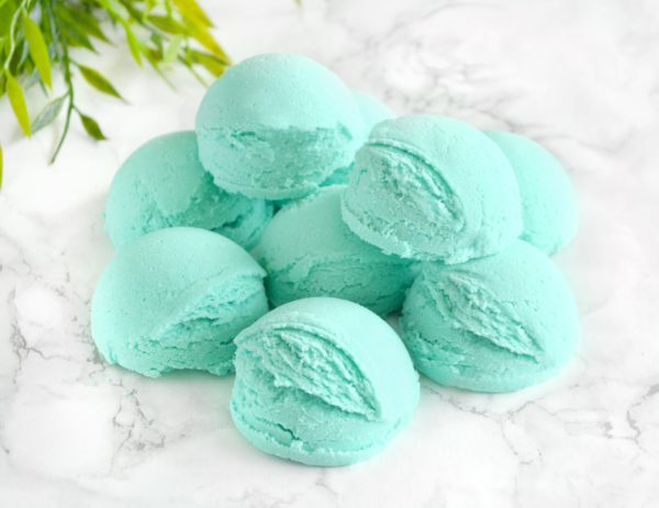 Mint Chocolate Chip Bath Truffle by Tailored Soap