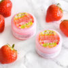 Strawberry Flavored Lip Scrub by Tailored Soap