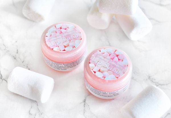 Marshmallow Lip Scrub by Tailored Soap