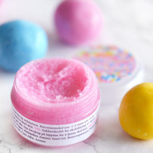 Bubblegum Lip Scrub by Tailored Soap