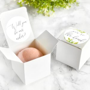 Usher Gift Bath Bomb by Tailored Soap