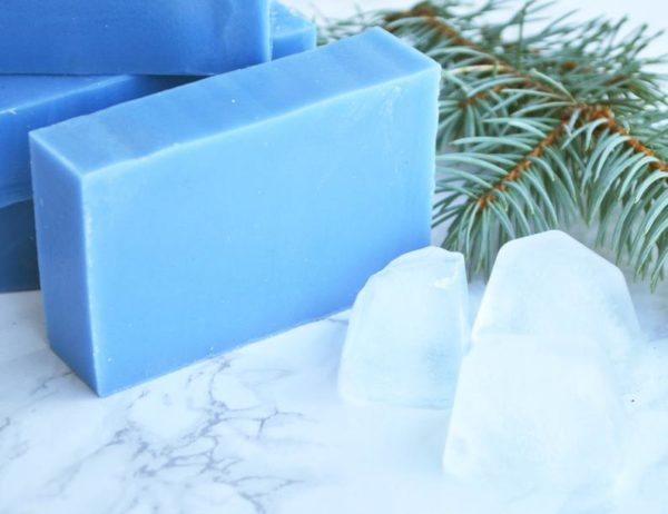 Ocean Blue Everyday Luxury Soap by Tailored Soap