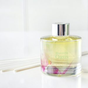 Blooming Oasis Reed Diffuser by Tailored Soap