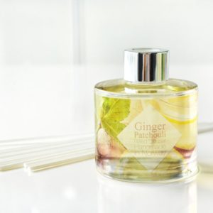 Ginger Patchouli Reed Diffuser by Tailored Soap