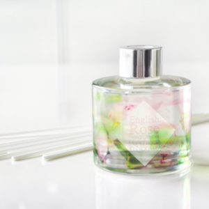 English Rose Reed Diffuser by Tailored Soap