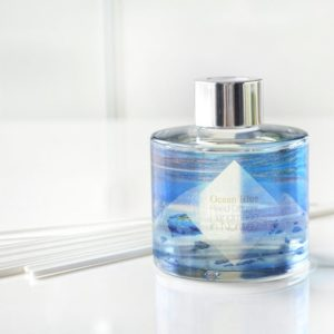 Ocean Blue Reed Diffuser by Tailored Soap