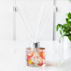 Amber Reed Diffuser by Tailored Soap