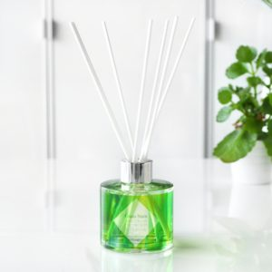 Grass Stain Reed Diffuser by Tailored Soap