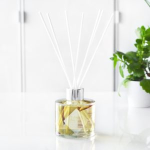 Tobacco Bay Leaf Reed Diffuser from Tailored Soap