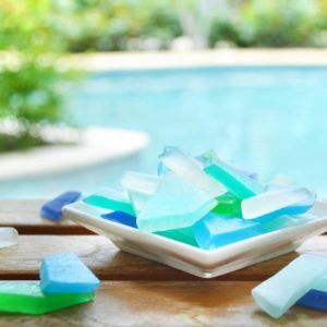 Sea Glass Soap by Tailored Soap
