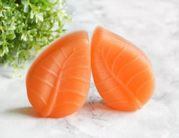 Orange Clean Water Soap from Tailored Soap