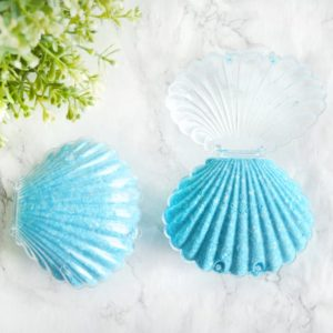 Blue Bombshell Bath Bomb by Tailored Soap